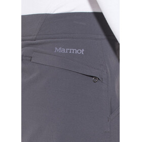Marmot Lobo's Skort Women Dark Charcoal